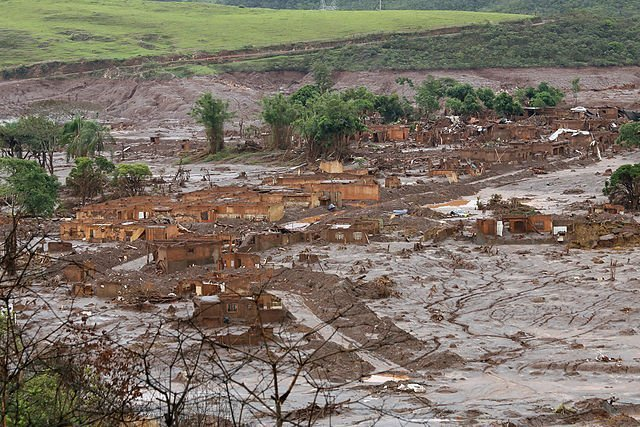 Swedish Pension Funds to Cut Vale After Brazil Dam Collapse